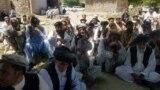 FIILE: A jirga or tribal council in former FATA.