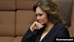 Russian lawyer Natalya Veselnitskaya (file photo)