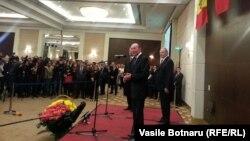 Moldova, Romania, Romanian president Traian Băsescu & his Moldovan counterpart Nicolae Timofti