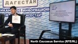 Руководитель избирательной комиссии Дагестана Магомед Дибиров