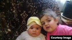 Сережа и Асмик Аветисяны младшие