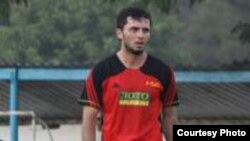 Комил Саидов, футболбози тоҷик.