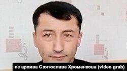 Волонтер Красного Креста в Иркутске Атхамжон Мурзобоев