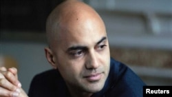 Ayad Akhtar in an undated photo