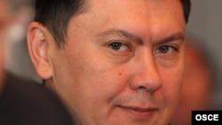 Қазақстан президенті Нұрсұлтан Назарбаевтың бұрынғы күйеу баласы Рахат Әлиев.