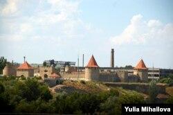 Старая крепость в Бендерах.