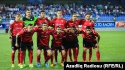 Azerbaijan. Baku. Gabala Soccer team