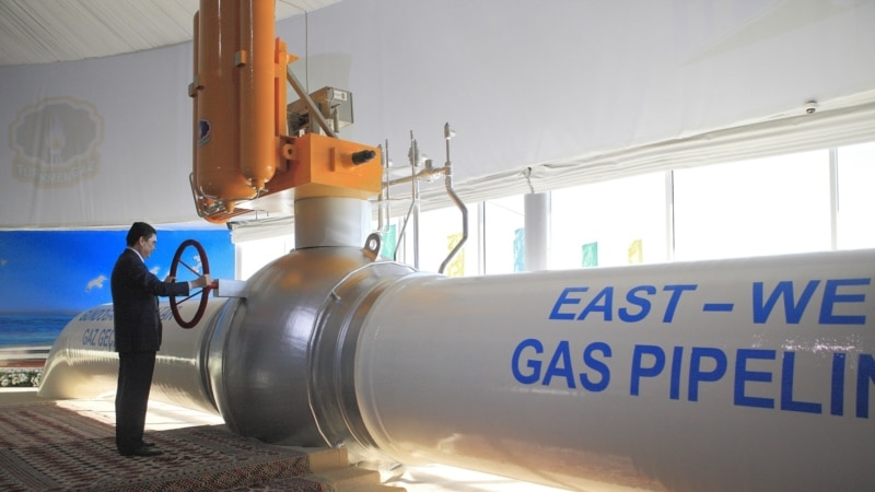 ÝB Türkmenistanyň gazyny Günorta gaz koridoryna birikdirmek üçin gepleşik geçirýär