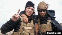 دو جهادگرایی که روز پنجشنبه در بلژیک توسط پلیس کشته شدند