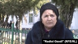 Савлатбӣ Раҳматова