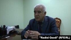 """Нурулло Наимов, раиси пешини """"Манзили дастрас""""."""