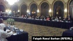 جانب من مؤتمر في عمّان عن التحديات التي تواجة المسيحين العرب في الشرق الاوسط