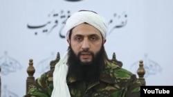 ابومحمد الجولانی رهبر گروه «جبهه النصره» سوریه