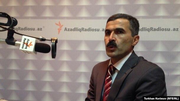 Hüquq müdafiəçisi Oqtay Gülalıyev, 26 sentyabr 2013