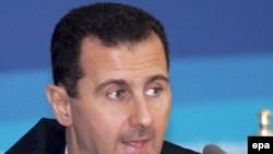 بشار اسد، رئيس جمهوری سوريه