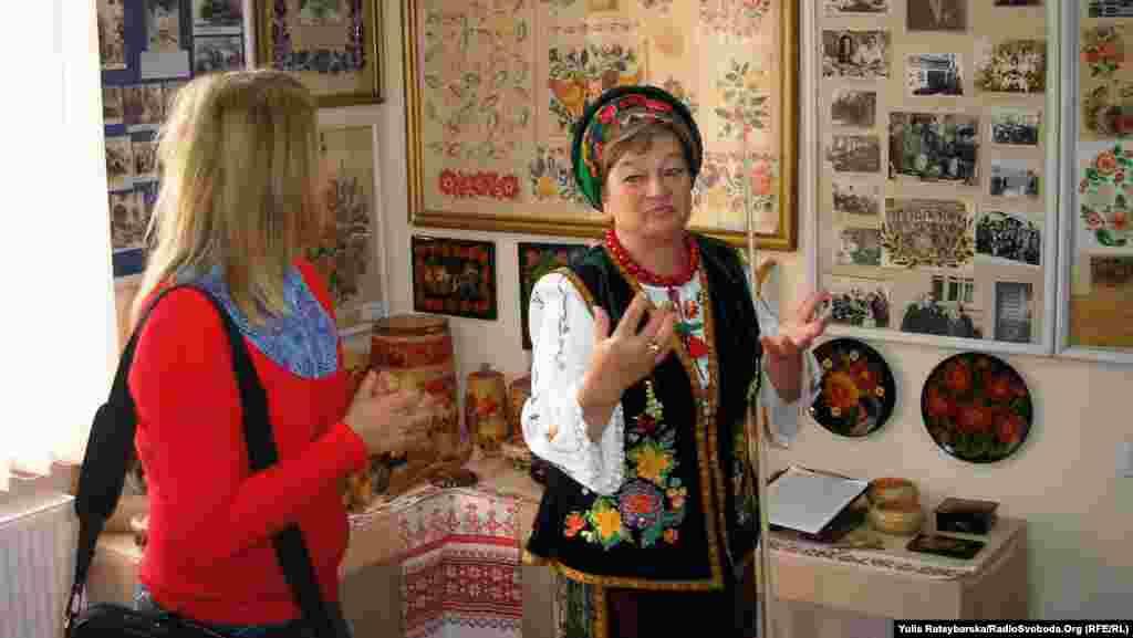 Петриківський музей