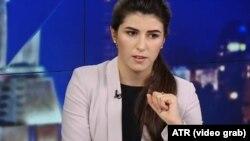 Ведуча телеканалу ATR Гульсум Халілова