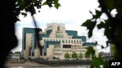Sjedište MI6 u Londonu