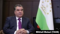 Эмомалӣ Раҳмон
