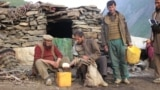 Most Nuristanis live off the forests, subsistence farming, or animal husbandry (file photo).