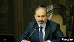 Հայաստանի վարչապետ Նիկոլ Փաշինյանը
