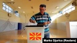 Votime në Maqedoni. Fotografi nga arkivi.