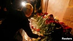 در پی کشته شدن ۱۴ نفر در حمله مرگبار روز دوشنبه، روسیه سه روز عزای عمومی اعلام کرد