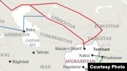 Rrugët veriore të NATO-s në Afganistan