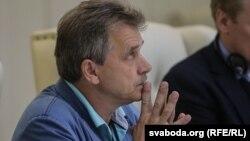 Анатоль Лябедзька на сэсіі АБСЭ