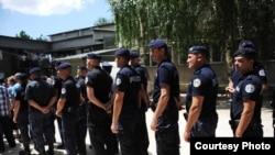 Sahrana policajca Envera Zumberija, 27.juli 2011.