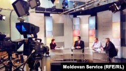 TV studio, ilustrativna fotografija