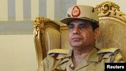 Миср Президенти Абдул Фаттоҳ Ал-Сиси.