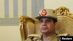 Генерал Абдел Фаттах Сиси не спешит с заявлением