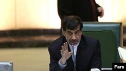 محمدرضا باهنر، نايب رئيس مجلس