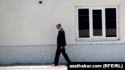 Сотрудник службы безопасности, Туркменистан