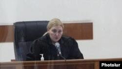Судья Анна Данибекян, 13 мая 2020 г.