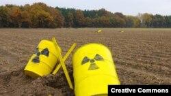 Orsýet günorta-gündogar Uraldan çykýan radioaktiw buludy anyklady