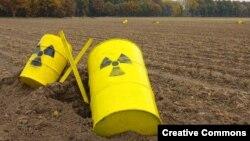 Акция немецких экологов против захоронения радиоактивных отходов, 2010 год