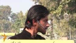 Protesta të gazetarëve në Pakistan