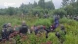 На границах Беларуси и стран ЕС все больше беженцев: кризис нарастает