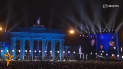Berlin Celebrates Fall Of The Wall