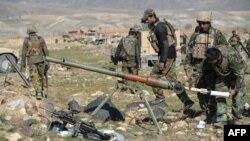 آرشیف، عملیات نیروهای امنیتی افغانستان