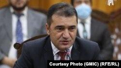 دوا خان مینهپال، رئیس مرکز اطلاعات و رسانههای افغانستان