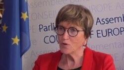 Maryvonne Blondin: În raportul ce vizează Moldova ne-am focusat pe justiție şi funcționarea instituțiilor democratice