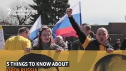 5 Things To Know About Open Russia