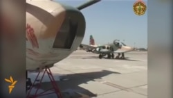 'Iran Origin' Jets Arrive In Iraq