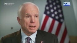 McCain Says Putin Bigger Threat Than Islamic State