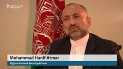 Security Chief Says Afghanistan Will Handle Terror Threat