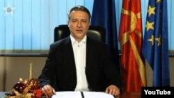 Лидерот на СДСМ Бранко Црвенковски.