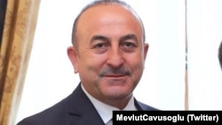 Түркия тышкы иштер министри Мевлют Чавушоглу.